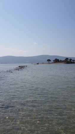 Akbuk, Turkiet: Saplı Ada