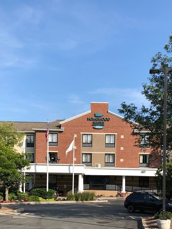 Homewood Suites by Hilton Boston Cambridge-Arlington: es un hotel bastante tranquilo