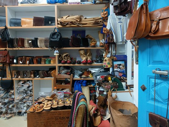 Olympos, Grecja: J. Prearis Hand Made Shoes