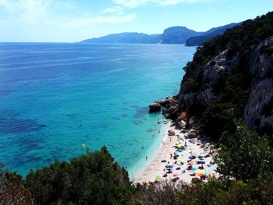 Cala Fuili Beach
