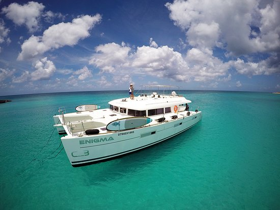 Simpson Bay, St Martin / St Maarten: The All new Enigma C3!