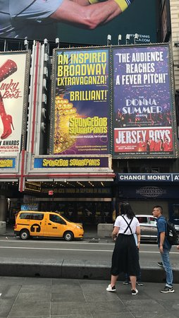 Not Just a Simple Sponge: Spongebob Squarepants The Broadway Musical