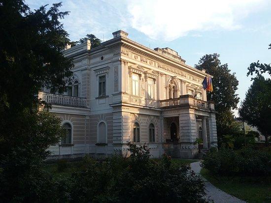 Villorba, Italia: Villa Giovannina e parco circostante