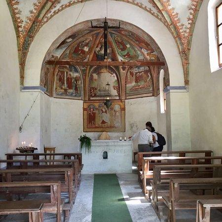 Condino, Italie : Chiesa di San Lorenzo