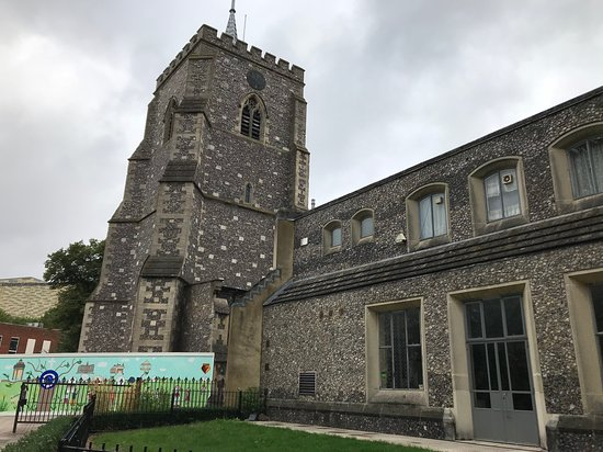 St Mary's Churchyard