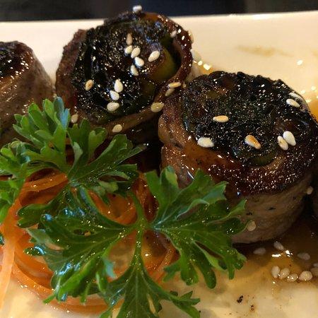 North Naples, FL: Love this —- Beef -Negimaki  .... Delicious.!!