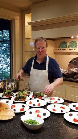 Entrelacs, Kanada: Notre service de traiteur Chef à domicile