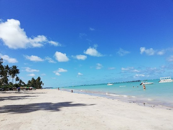 Praia Ponta de Mangue