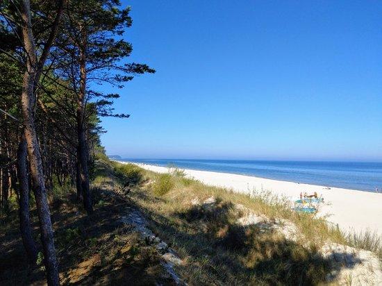 Pogorzelica Beach