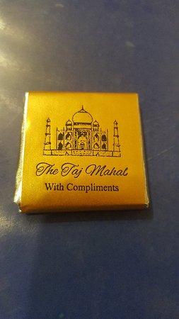The Taj Mahal Indian Restaurant & Takeaway : 20180829_214328_large.jpg