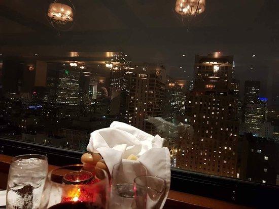 Vista de São Francisco - Picture of Leatherneck Steakhouse