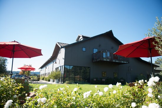 Healdsburg, CA: Mauritson Winery and Tasting Room