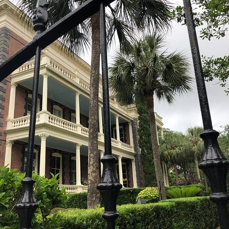The Calhoun Mansion-billede