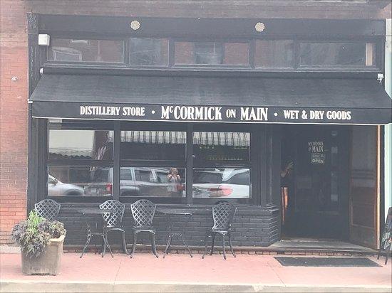 McCormick's Distilling Company