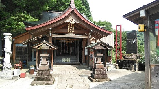 Koryu Shrine