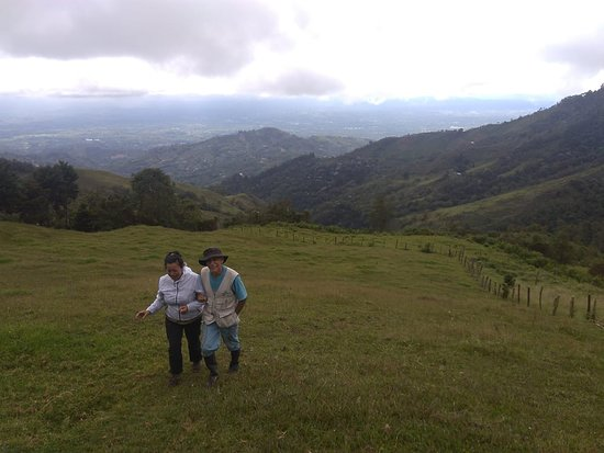Cordoba, Κολομβία: Caminata por la maravillosa montaña.