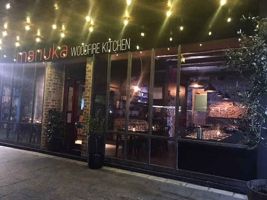 Manuka Woodfire Kitchen, Fremantle