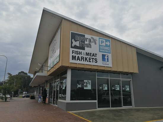 ‪Nowra Fresh Fish & Meat Market‬