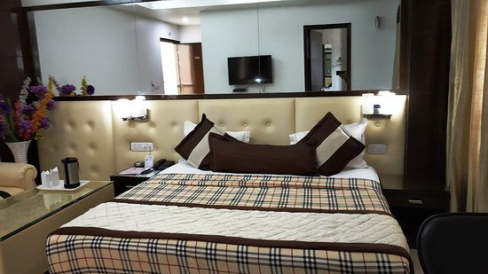 Hotel Sohi Residency: Deluxe Room