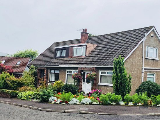 Rothes, UK: EASTBANK Bed and Breakfast