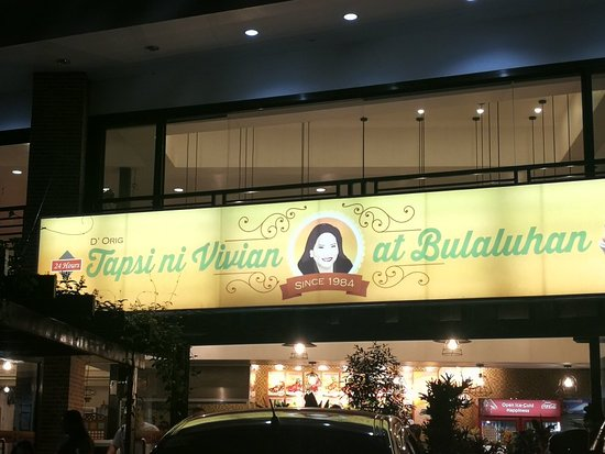 Tapsi Ni Vivian, Pasig - 1 C  Raymundo Avenue - Restaurant