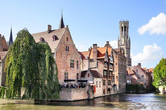 Dagtocht naar Brugge vanuit Amsterdam
