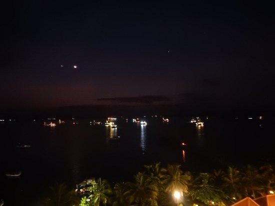 10+ Gambar Pemandangan Pantai Di Malam Hari - Pemandangan ...