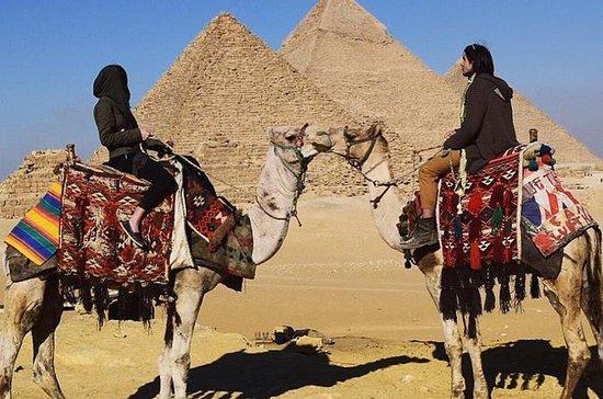 Halbtägige Tour zu den Pyramiden von...