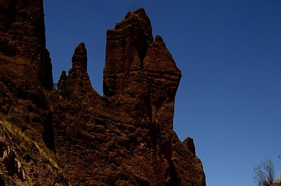 Private Palca Canyon Tour from La Paz