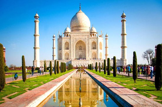 Super Saver Taj Mahal and Agra Fort...