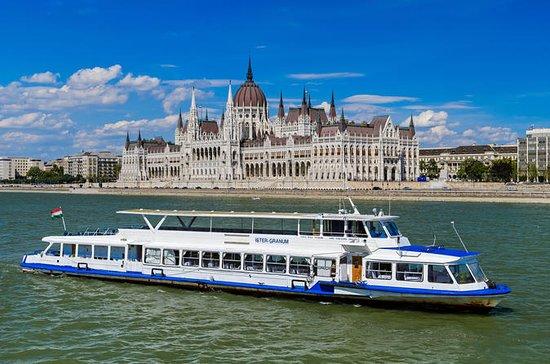 Sightseeingkryssning på Donau