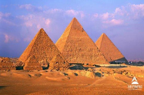 Tagesausflug nach Gizeh Pyramiden...