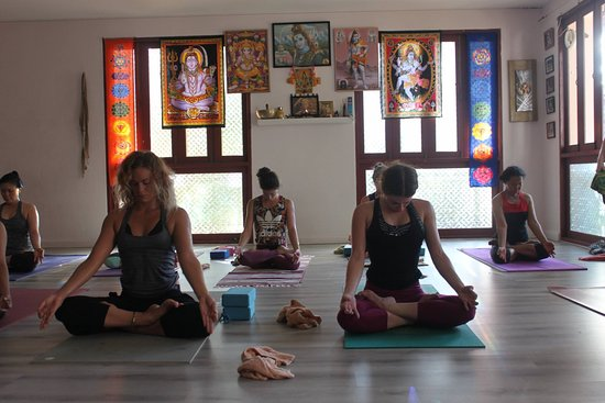 ‪Traditional Ashtanga Yoga Shala Phuket‬