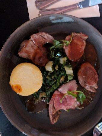 Lamb, yum - Picture of The Kings Head Kitchen, Galway - TripAdvisor