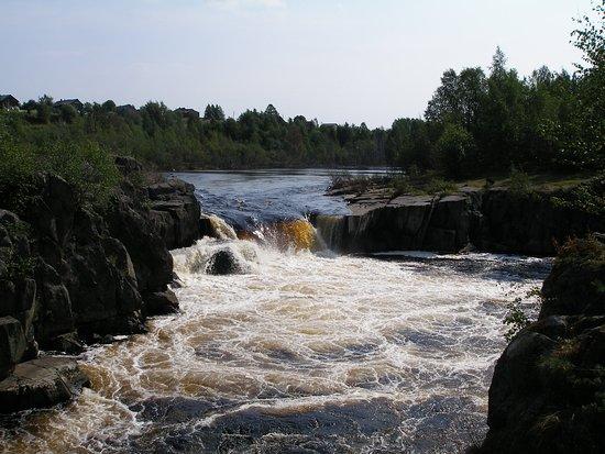 """Republic of Karelia, Rusia: """"Кипящая"""" вода"""