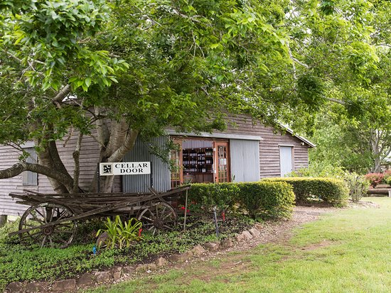 Clovely Estate Vineyard Cellar Door