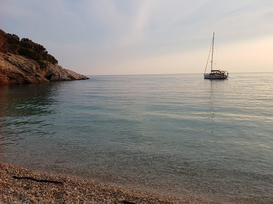 Croacia Central, Croacia: Plava Grota