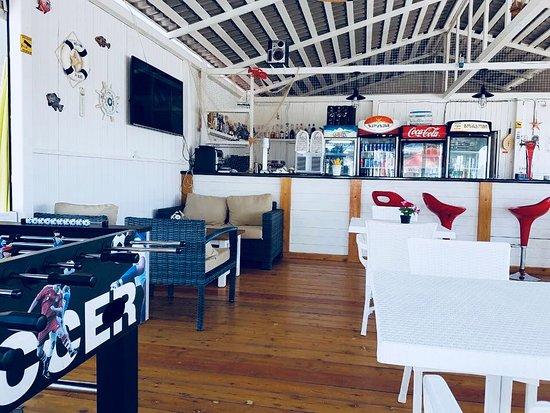 Dusheti, جورجيا: Beach bar