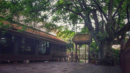 Photharam, Thailandia: Museam of Nang Yai