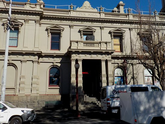 former North Melbourne Town Hall and Municipal Offices
