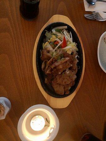 Korean/Japanese restaurant