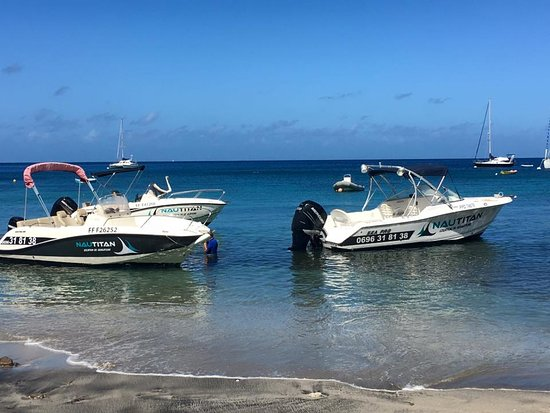Les Anses d'Arlet, Martinique: Out Fleet