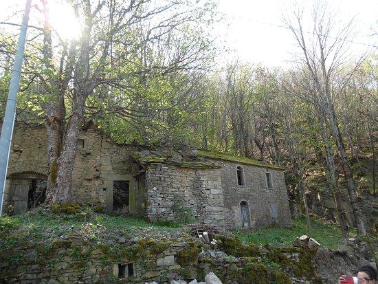 Montecreto, Italy: Dal sentiero