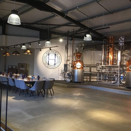 Photo2 Jpg Picture Of Hayman S Distillery London