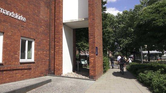 Dänische Seemannskirche