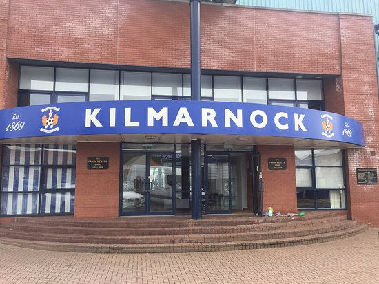 Kilmarnock, UK: Founded 1869