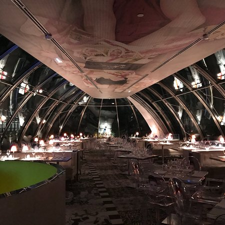 Restaurant foto di kong parigi tripadvisor for Miglior ristorante di parigi