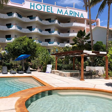 Hotel Marina Updated 2018 Reviews Price Comparison La Paz Mexico Tripadvisor