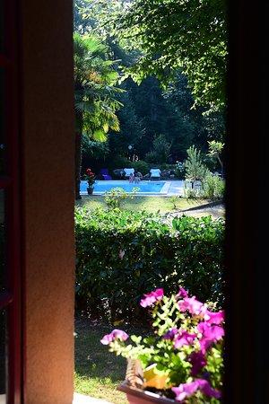 Saint Florent, Frankrike: belle piscine