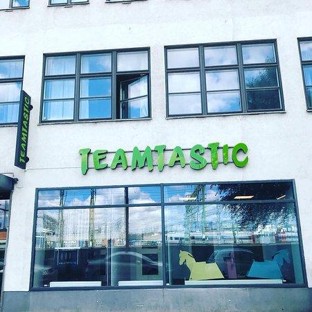 Teamtastic Göteborg